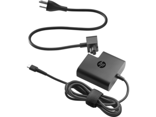 HP 65W USB-C Power Adapter - Img_Right_320_240