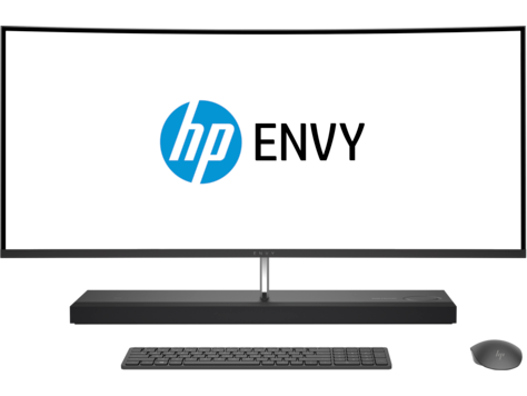 HP ENVY Curved 34-a000 All-in-One stasjonær PC-serie