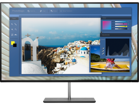 Monitor ultrafino para bordes HP EliteDisplay S240n de 23,8 pulgadas