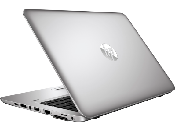 HP EliteBook 725 G4 Notebook PC - Left rear