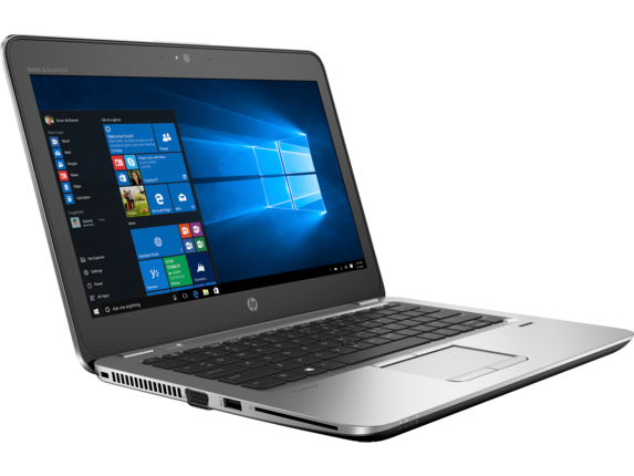 HP EliteBook 725 G4 Notebook PC - Right