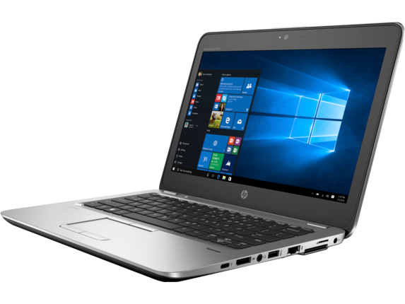HP EliteBook 725 G4 Notebook PC - Left