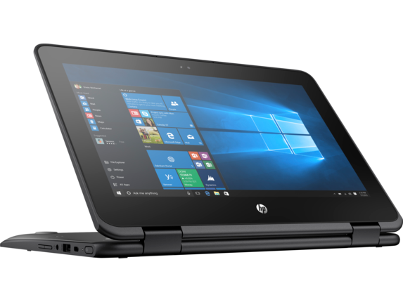 HP ProBook x360 11 G1 EE Notebook PC - Right profile closed