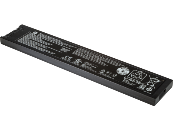 HP OfficeJet 200 series Battery - Rear