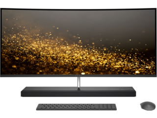 HP ENVY Curved All-in-One - 34-b015t