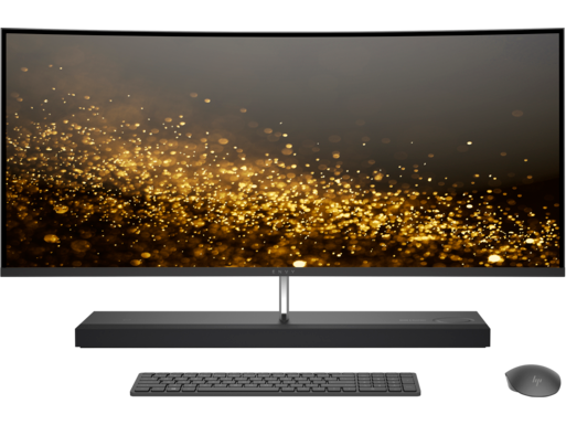 HP ENVY Curved All-in-One - 34-b120qe