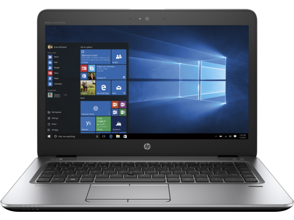 HP mt43 Mobile Thin Client (ENERGY STAR) - Center