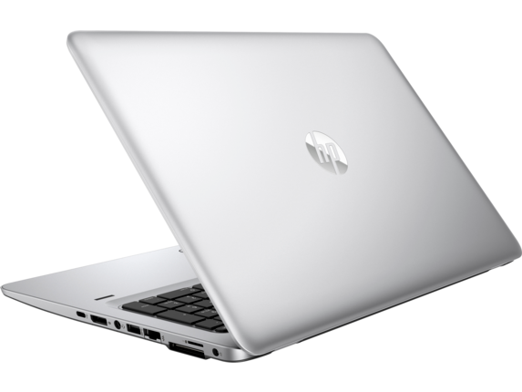 HP EliteBook 755 G4 Notebook PC - Left rear