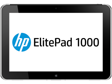 HP ElitePad 1000 G2 Tablet-PC