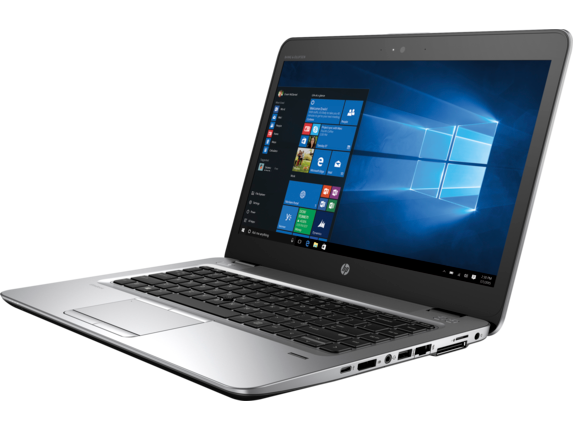 HP EliteBook 840 G4 Notebook PC (ENERGY STAR) - Left