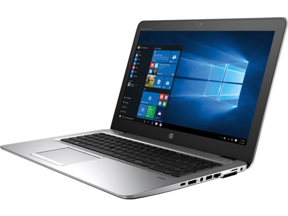 HP EliteBook 850 G4 Notebook PC (ENERGY STAR) - Left