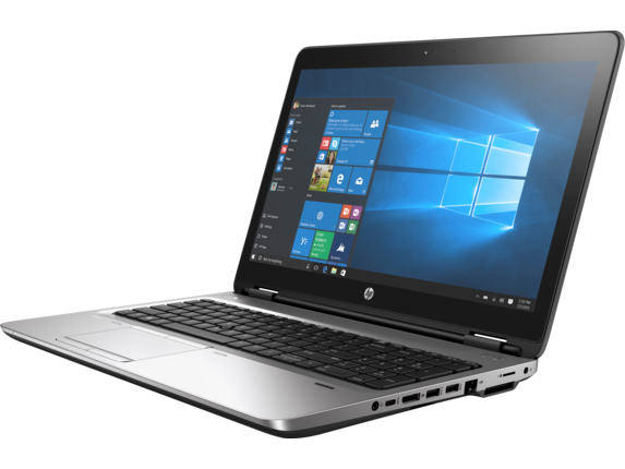 HP ProBook 650 G3 Quad Core Notebook PC - Customizable - Left