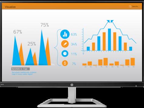 Monitor HP N270 de 27 pulg.
