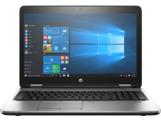 HP ProBook 650 G3 Notebook PC (ENERGY STAR) - Img_Center_320_240