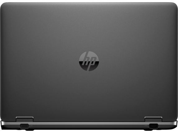 HP ProBook 650 G3 Notebook PC - Customizable - Rear