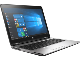 HP ProBook 650 G3 Notebook PC (ENERGY STAR)