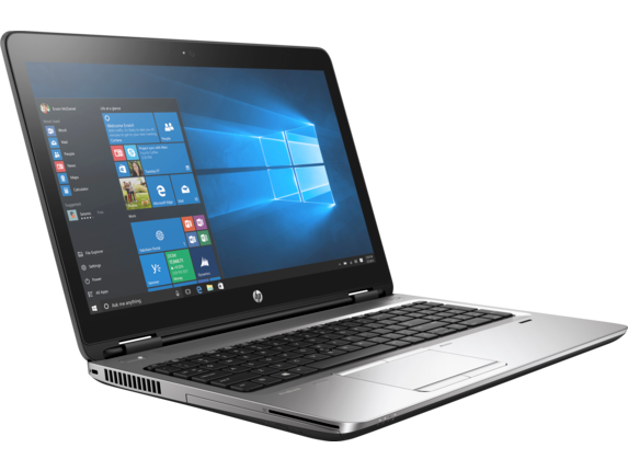 HP ProBook 650 G3 Quad Core Notebook PC - Customizable - Right