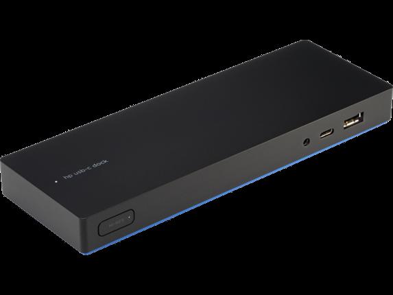 HP Elite USB-C Dock G3 - Right
