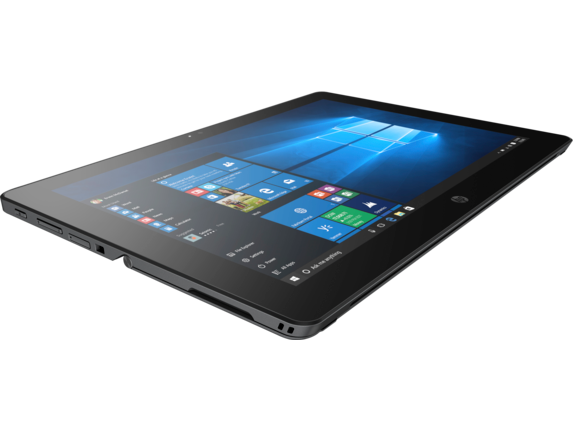 HP Pro x2 612 G2 Tablet with keyboard - Customizable - Top view closed
