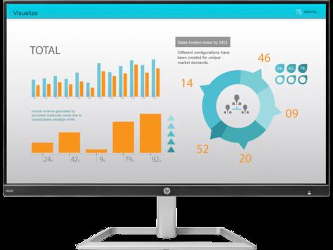 Monitor HP N240 de 23,8 pulg.