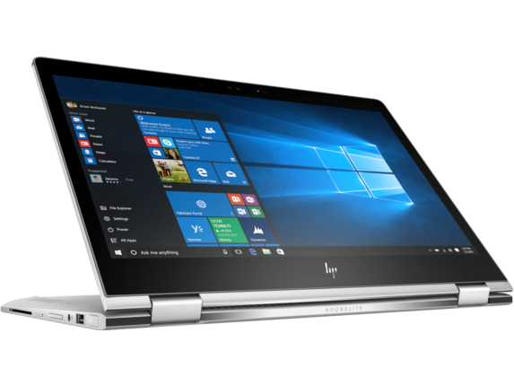 HP EliteBook x360 1030 G2 Notebook PC - Customizable - Right screen center