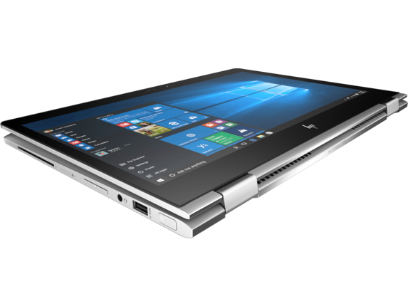 HP EliteBook x360 1030 G2 Notebook PC - Customizable - Top view closed