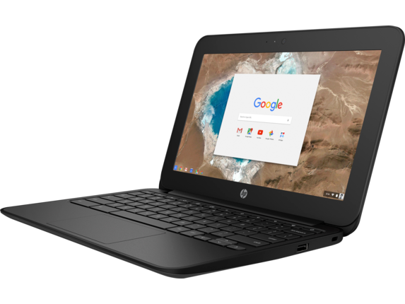 HP Chromebook 11 G5 EE Notebook PC - Customizable - Left