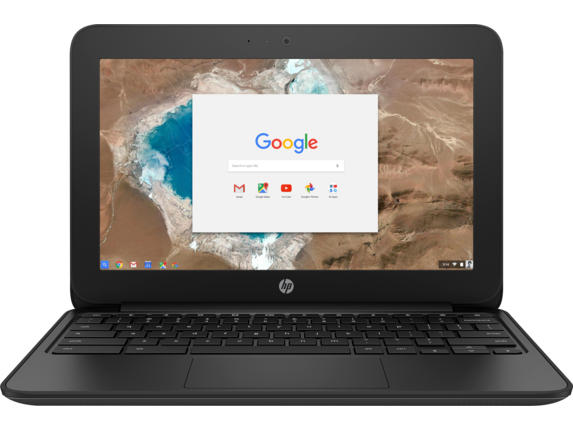 HP Chromebook 11 G5 EE - Center