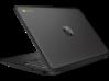 HP Chromebook 11 G5 EE Notebook PC - Customizable - Left rear