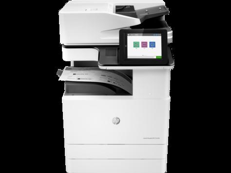 Impresora multifunción HP LaserJet Managed Flow MFP E72525z - Velocidad 25 ppm
