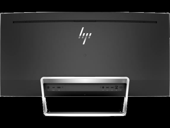 HP ENVY 34 34-inch Display - Rear