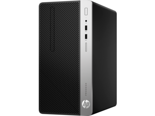 HP ProDesk 400 G4 Microtower PC - Customizable
