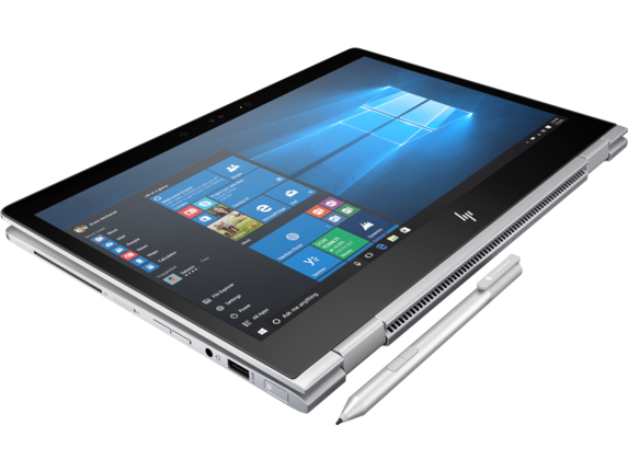 HP EliteBook x360 1030 G2 with HP Sure View - Top view closed