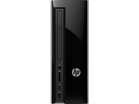 HP Slimline 260-p100 desktop pc-serien