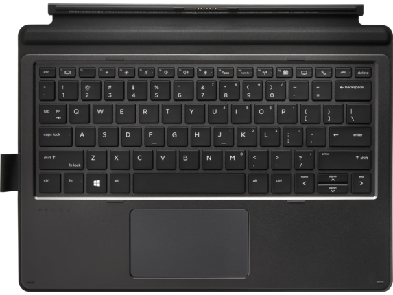HP Pro x2 612 Collaboration Keyboard - Center