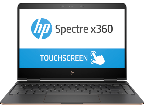 Ordinateur convertible HP Spectre 13-ac000 x360