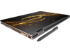 HP Spectre x360 Convertible Laptop - 15t touch - Top view closed