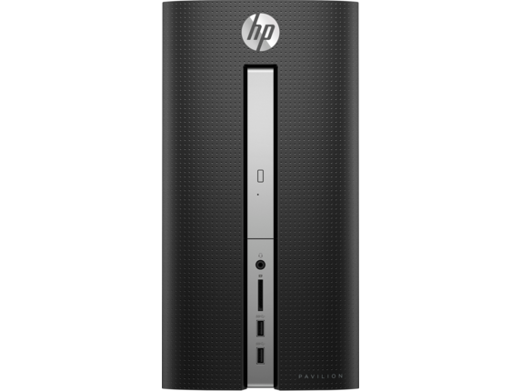 HP Pavilion Desktop - 570-a135m - Center