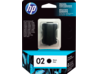 HP 02 Black Original Ink Cartridge