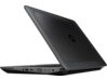 HP ZBook 17 G4 Workstation - Quadro P4000 for Virtual Reality - Left rear