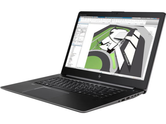 HP ZBook Studio G4 Mobile Workstation - Customizable - Left
