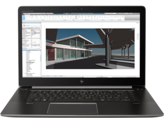 HP ZBook Studio G4 Mobile Workstation (ENERGY STAR)