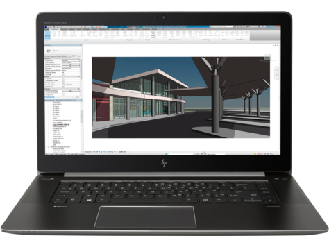 HP ZBook Studio G4 移动工作站