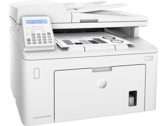 HP LaserJet Pro MFP M227fdn - Right