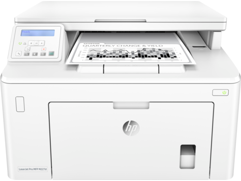HP LaserJet Pro MFP M227d