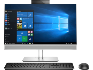 "HP EliteOne 800 G3 23.8""All-in-One PC - Customizable (Discrete GFX)"