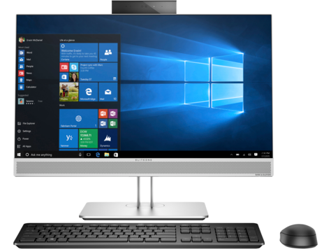 HP EliteOne 800 G3 Touch All-in-One (23.8インチ)