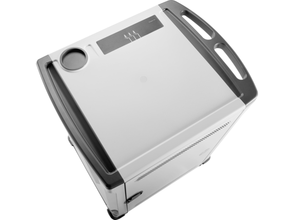 HP 32U Essential Charging Cart - Top view closed