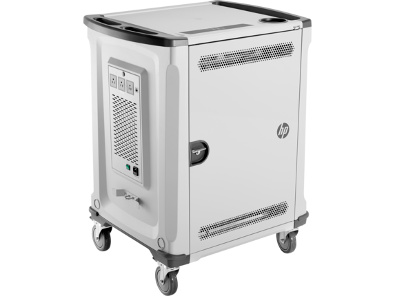HP 32U Essential Charging Cart - Right
