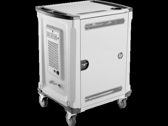 HP 32U Essential Charging Cart - Right